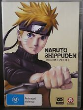Naruto Shippuden : Collection 1 : Eps 01-13 (DVD, 2-Disc Set, Region 4) d4