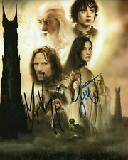 Viggo Mortensen / Liv Tyler Autographed Signed 8x10 Photo ( Lords Ring ) REPRINT