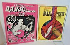 Mel Bay Presents Five String Banjo Pickin Solos & 5 String /Plectrum Chords