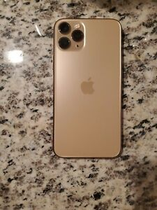 Apple iPhone 11 Pro - 64GB - Gold (AT&T) A2160 (CDMA + GSM)
