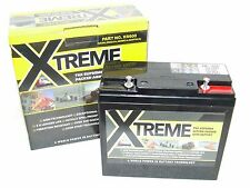 Xtreme Racing Dry Cell AGM Battery Motorcycle Rally XR600 alternative to PC680