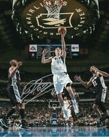 Dirk Nowitzki Mavericks Autographed Signed 8X10 Photo REPRINT