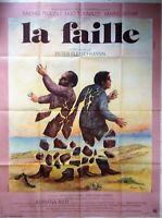 Plakat Kino La Fehler 1975 Michel Piccoli Ugo Tognazzi - 120 X 160 CM R.topor