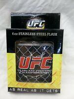 UFC UF 04505459 T-Shirt Ultimate Fighting Championship L yellow