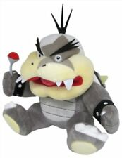 "Little Buddy Sanei Super Mario Series Morton Koopa Jr. 7.5"" Plush"