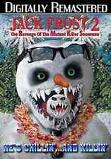 Jack Frost 2: Revenge of the Mutant Killer Snowman - Digitally Rema...  DVD NEW