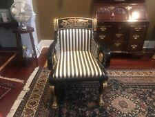 Kindel Empire New York Side Chair Cir 1990's