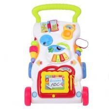 Laufwagen Lauflernhilfe Lauflernwagen Walker Baby Gehfrei Kinder Piano Baby DHL