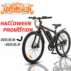 """ECOTRIC 26"""" 36V lithium Electric Bicycle eBike Shimano 7 speed Pedal Assist Bike <br/> Halloween promotion:2021.10.16-2021.10.31"""