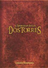PELICULA DVD LAS DOS TORRES EDICION COLECCIONISTA 4 DISCOS DIGIPACK