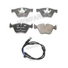 For BMW F10 528i xDrive 11-16 Front Brake Pad Set w/ Sensor Ate Ceramic