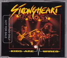 Strongheart - Kids Are Wired - CD (Promotion Stamped Alberts 6581712)