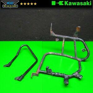 KAWASAKI KFX 700 HEEL GUARD FOOT REST FOOTREST GUARD STEP