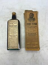 DR. W.B. CALDWELL'S SYRUP PEPSIN LAXATIVE, UNOPENED  BOTTLE WITH ORIGINAL BOX