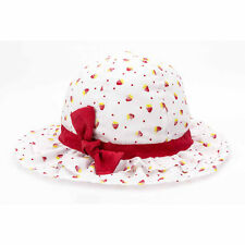 Baby Girls' Toddler Kids Spring Summer Cotton Bucket  Hats Fisherman Floopy Caps