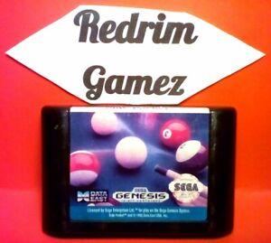 Side Pocket GENESIS Video Games