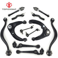 12pc Complete Front Suspension Kit Upper Lower Control Arm for 2003-2007 MAZDA 6