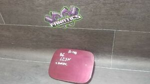 GENUINE  AUDI A6 4B 1997-2004 FUEL CAP COVER RED  4B0010149C FREE P&P!