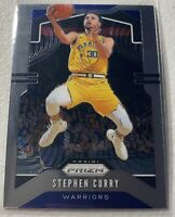 STEPHEN CURRY Panini Prizm 19-20 Base Card. #98 Golden State Warriors