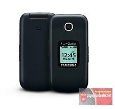 New Samsung Gusto 3 Dark Blue B311 (Verizon)(Page Plus) Cell Flip Phone PostPaid