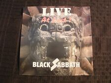 Black Sabbath -  Live at Last - 1996 Alt. Cover CD / VG+/ Ozzy /Hard Rock Metal
