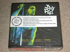 IGGY POP - WHERE THE FACES Shine Vol 1 - 6 CD boîte