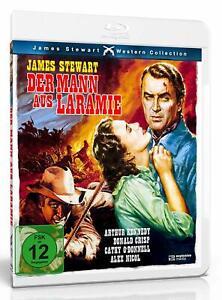 Der Mann aus Laramie [Blu-ray/NEU/OVP] James Stewart im Westernklassiker von Mei