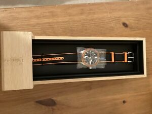 Christopher Ward Watch C60 Trident 300 Quartz