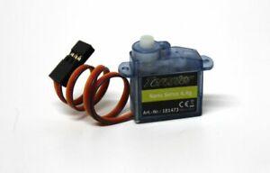 Torcster Nano Servo NR-45 4,4g NEU&OVP