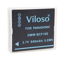 NEW PROOCAM PANASONIC LUMIX CGA-S009 BCF-10 Compatible Battery DMC-TS1 DMC-FT1