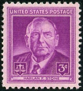 EBS USA 1948 - Harlan Fiske Stone - 965 MNH**