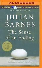 The Sense of an Ending by Julian Barnes (2014, MP3 CD, Unabridged)