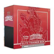 Sword & Shield: Battle Styles - Elite Trainer Box (Gigantamax Single Strike Ursh