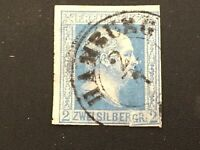 ICOLLECTZONE German States- Prussia 7 F/VF used cds