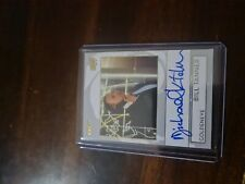 Upper Deck James Bond Collection Michael Kitchen Autograph