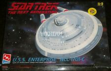 USS ENTERPRISE NCC-1701-C Original Model Kit 1:1400 MISB Star Trek TNG + Bonus