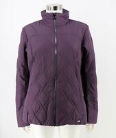 Helly Hansen NWT Large Crew Insulator Jacket Nightshade Purple Insulated Womens