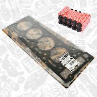 Zylinderkopfdichtung + Schrauben MERCEDES Sprinter 611.960 6460160520 6110161020