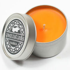 Mango et Lime handpoured hautement Bougie Parfumée Tin