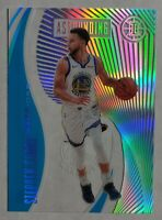 2019-20 Panini Illusions Steph Curry SAPPHIRE BLUE Astounding Acetate SSP SP