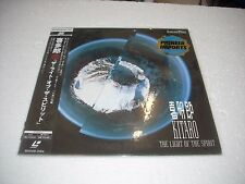 KITARO / THE LIGHT OF THE SPIRIT Japan Laserdisc