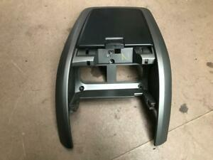 Ford Territory SX-SY TX TS Ghia ICC trim top cover compartment silver/grey