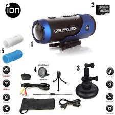 iON AIR PRO WIFI Full HD Sports Action Camcorder + iON Suction Mount + 16GB  NEW