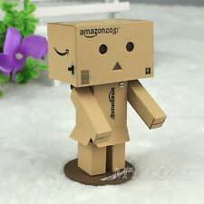 Revoltech Danbo Danboard Amazon Logo Japan Box Version Figure Carton Gift Toy