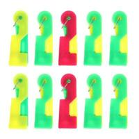 10pcs/set Automatic Easy Sewing Needle Device Threader Thread Guide Tools