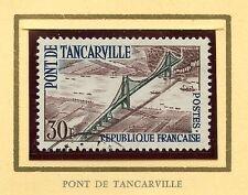 STAMP / TIMBRE FRANCE OBLITERE N° 1215  PONT DE TANCARVILLE