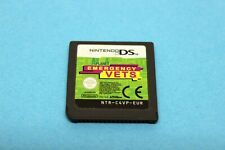 Nintendo DS - Animal Planet Tierklinik - Emergency Vets - nur Modul