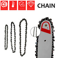 4/8 inch Chainsaw Chain Mini Handheld Steel Electric Saw Replacement Lubrication