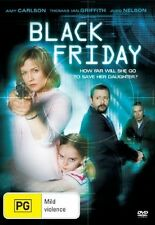 Black Friday (DVD, 2008) Amy Carlson, Judd Nelson - Free Post!
