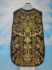 NEWS! CHASUBLE,CASULA,VESTMENT,CASEL,CASULLA KASEL-MESSGEWAND